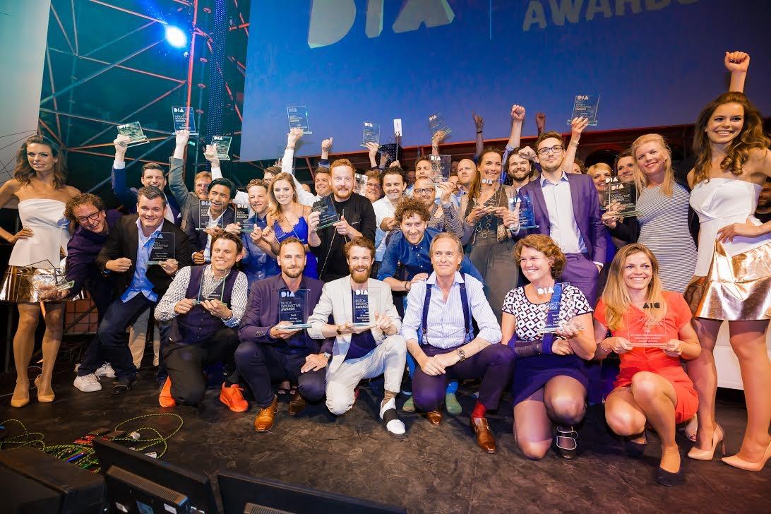 Betawerk wint Zilver Dutch Interactive Award 2016 (DIA)