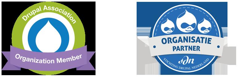 Betawerk ist Mitglied der Drupal Association Organization