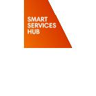 Smart Services Hub: Masterplan und Infografik